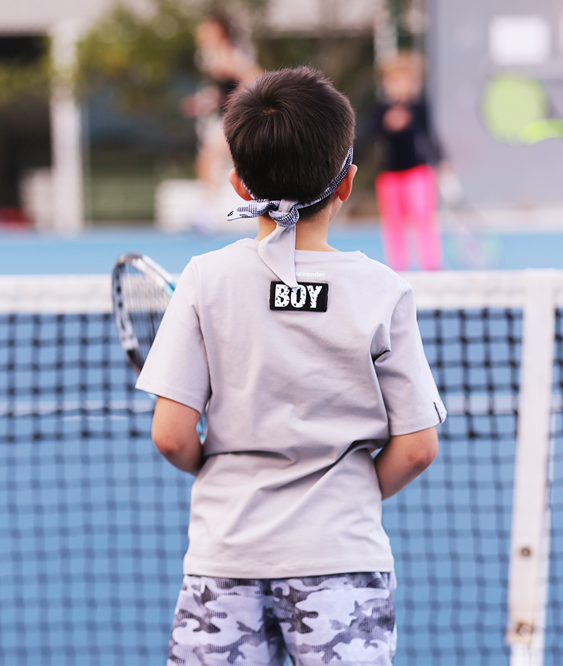 boys tennis outfits for juniors by zoe alexander