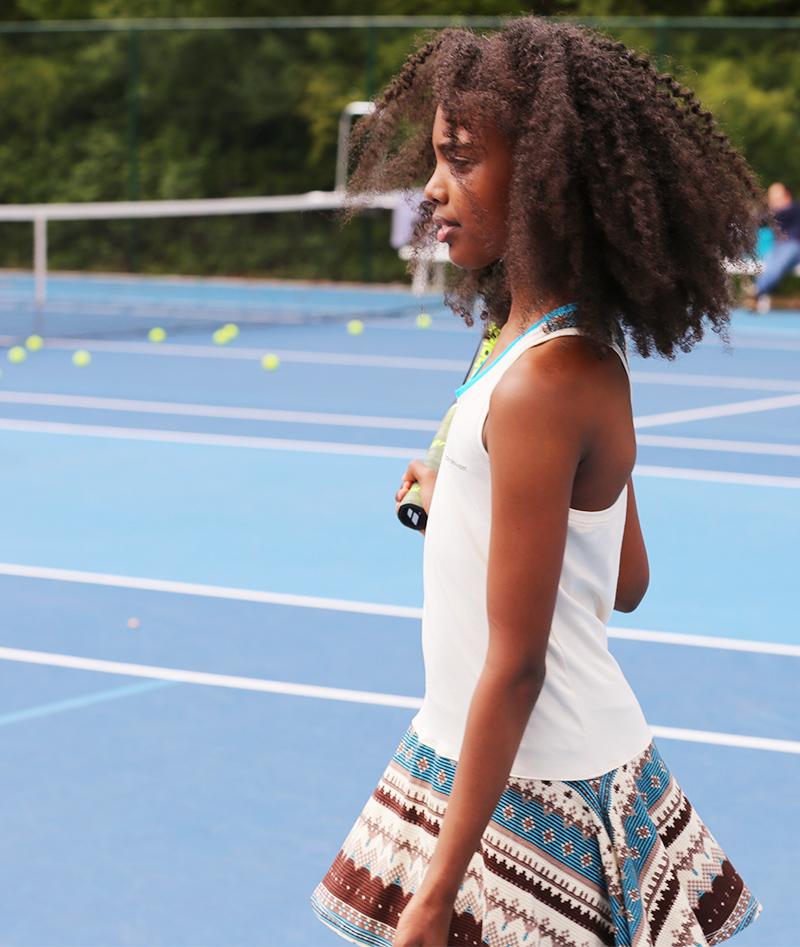 Tennis girl dress za MAKI AZTEC 947 150B2368