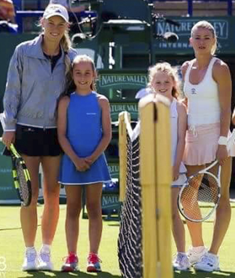caroline wozniacki tennis player Wimbledon
