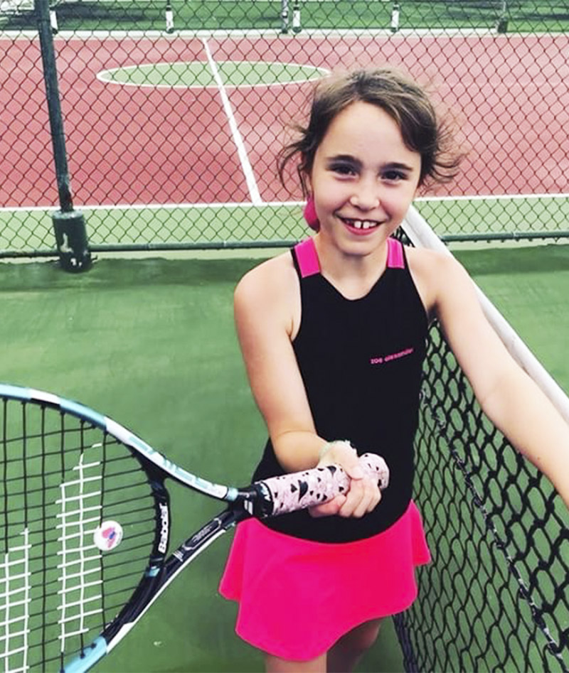 girl tennis dress Sapir junior apparel Zoe Alexander uk za us