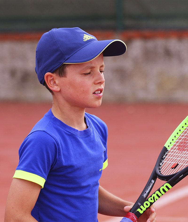 black blue boys tennis kit juniors zoe alexander