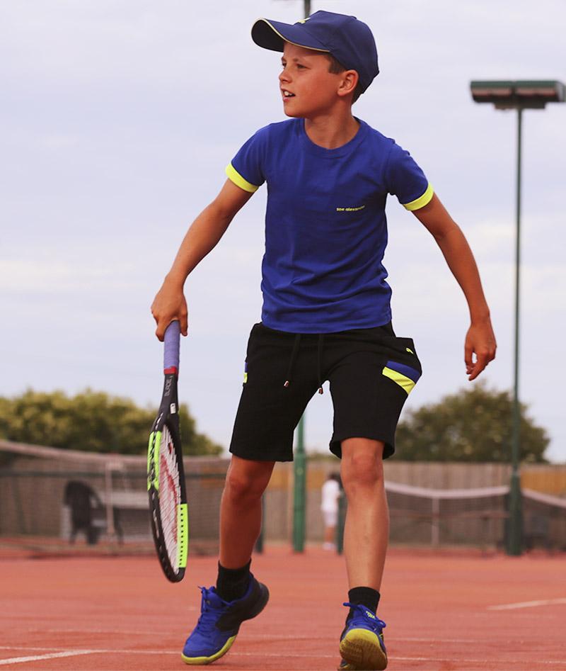kyle boys tennis outfit zoe alexander black blue