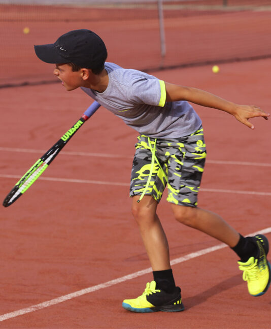 neon camo boys tennis kit zoe alexander junior tennis apparel