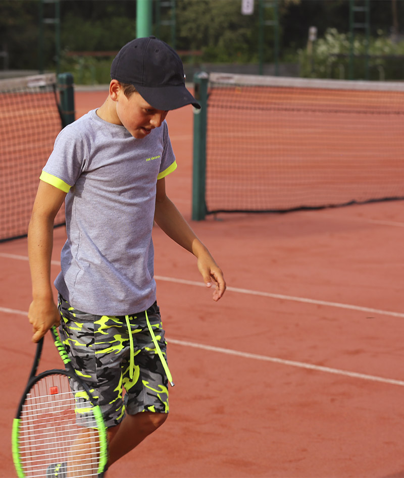 bous camouflage tennis kit by zoe alexander uk