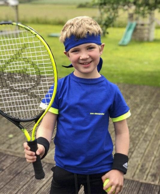 boys tennis headband Zoe Alexander uk za
