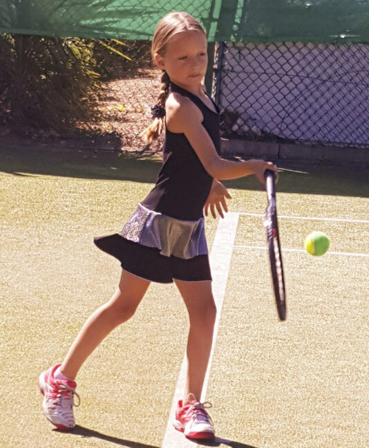 GIRLS TENNIS DRESSES JUNIOR ZOE ALEXANDER UK ZA