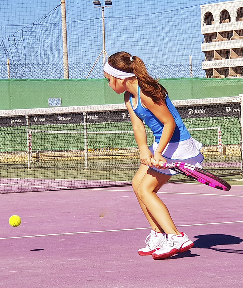 tennis dress girl blue Henrietta Zoe Alexander uk za pink