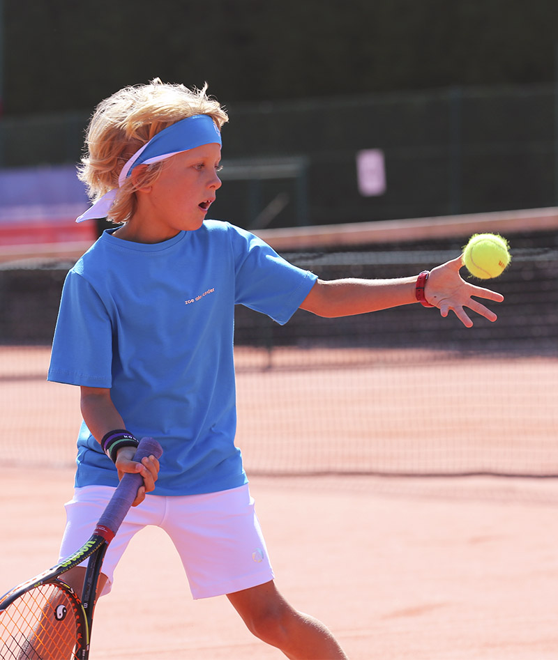BOYS TENNIS OUTFIT ZOE ALEXANDER UK HEADBAND