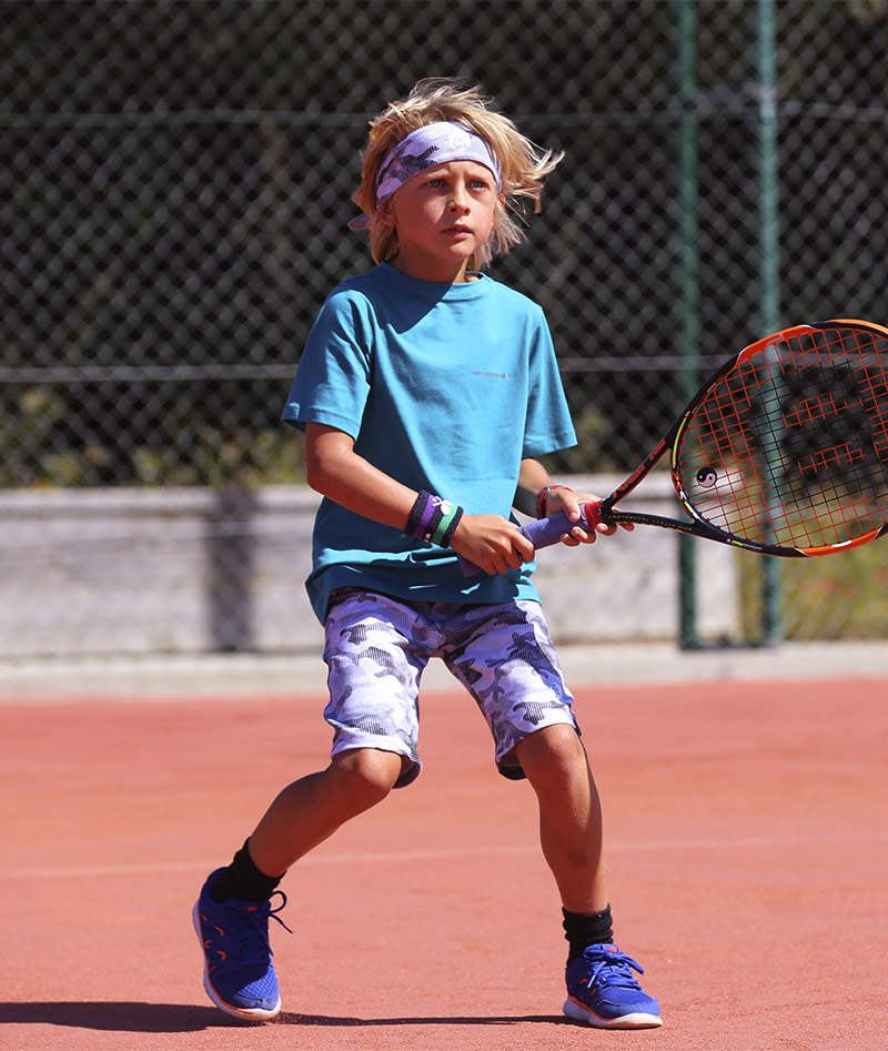 petrol camo tennis top shorts boys zoe alexander uk