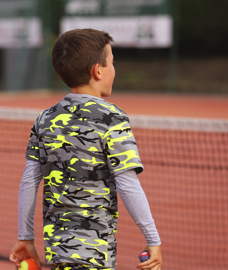 came long sleeve tennis top zoe alexander
