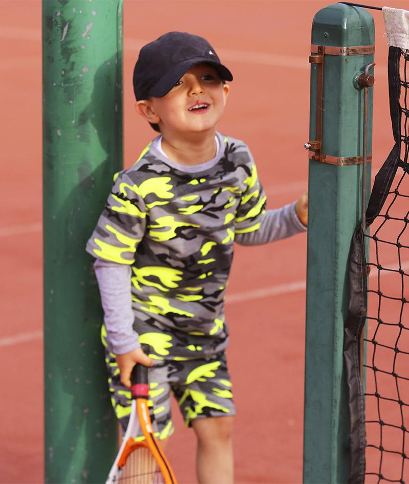 camo tennis shorts zoe alexander