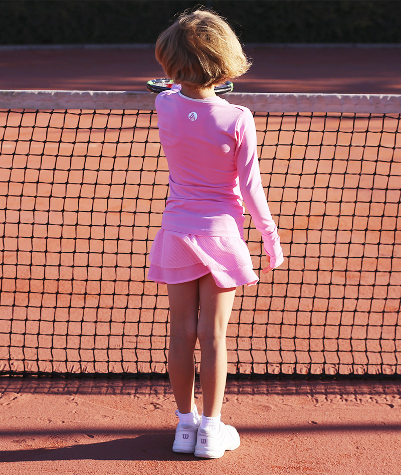 training tennis top base layer Zoe Alexander uk za