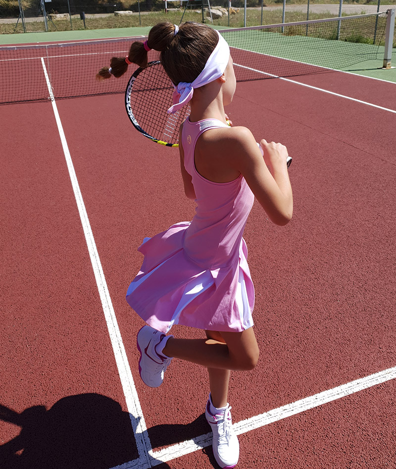 tennis dress girls Brianna Zoe Alexander uk