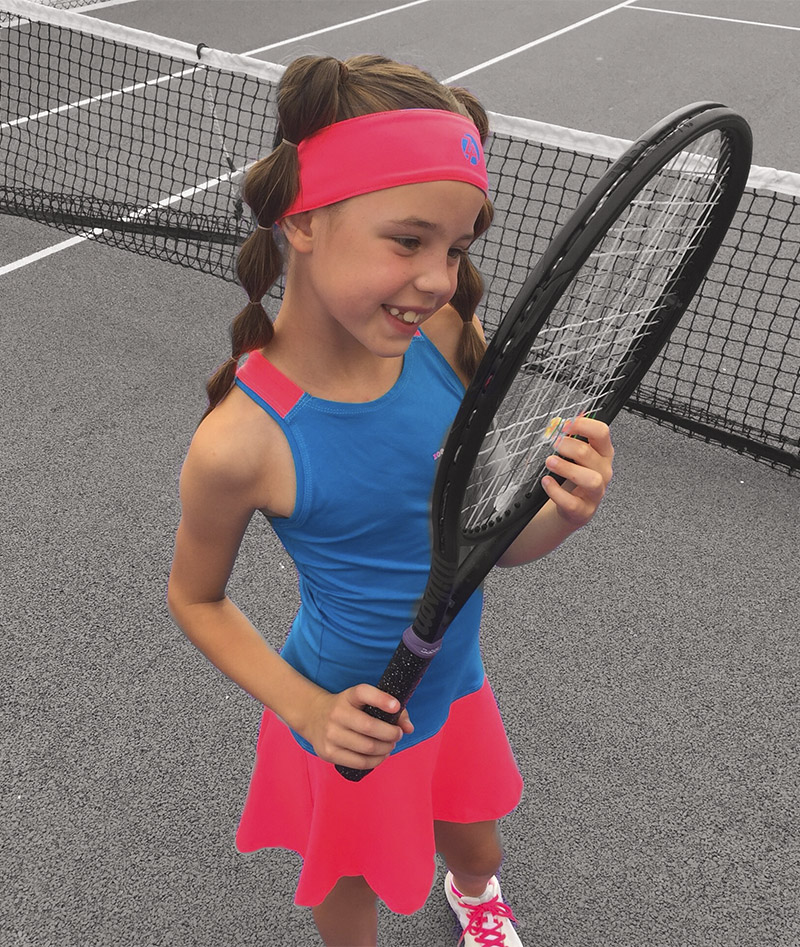 tennis clothes kids Zoe Alexander uk za