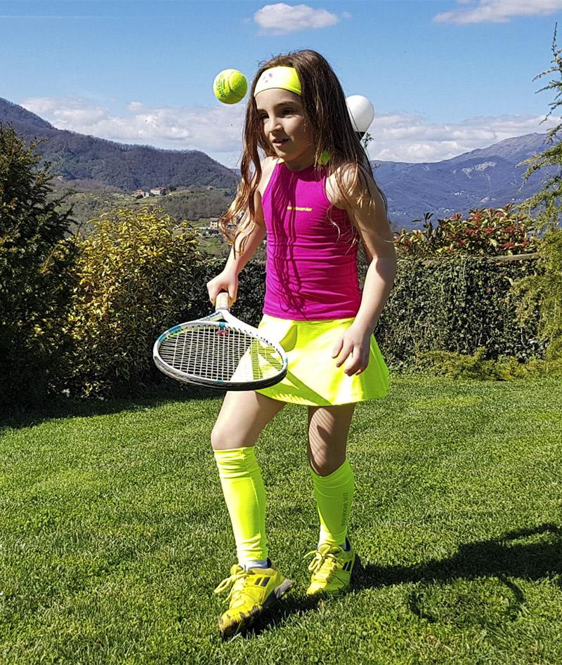 jessica racerback tennis dress zoe alexander uk