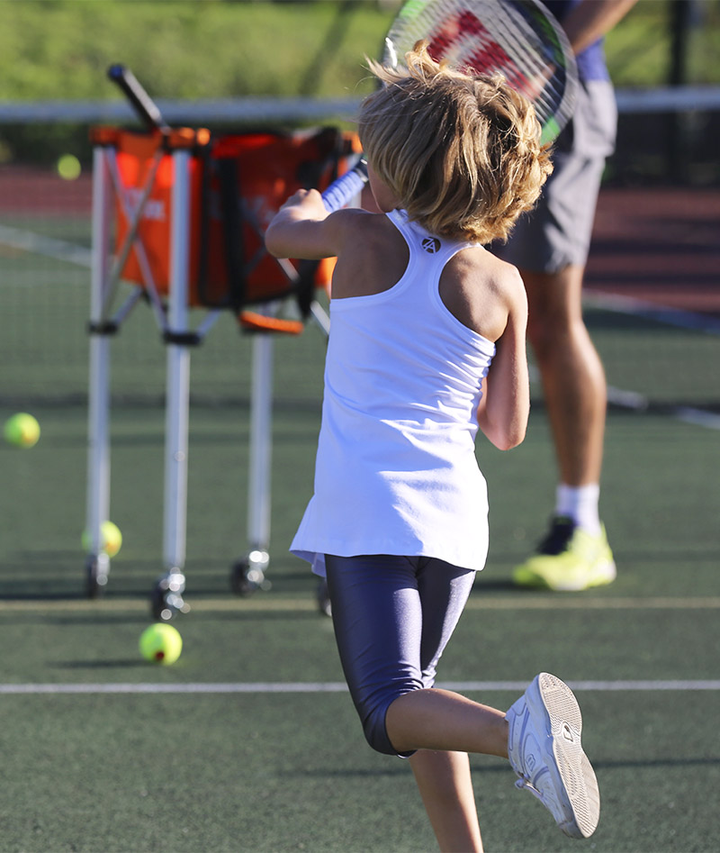 cropped tennis leggings for girls zoe alexander za tennis