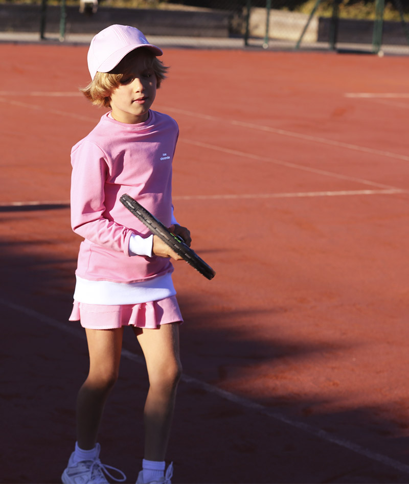 girls tennis clothes sweatshirt tops zoe alexander uk
