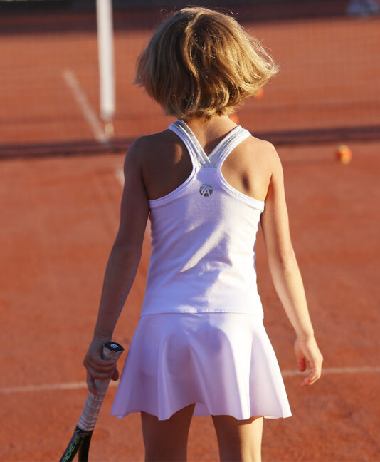 tennis clothes wear apparel girls Zoe Alexander uk za usa