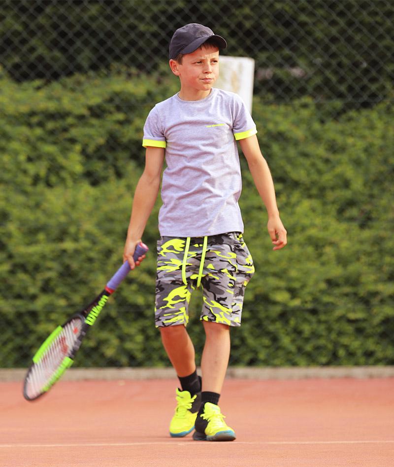 camo shorts zoe alexander tennis boys