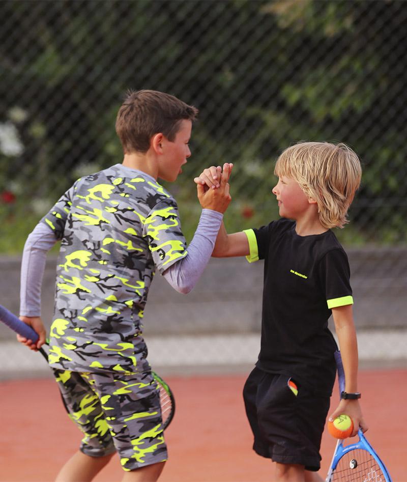 boys tennis camo long sleeve top zoe alexander