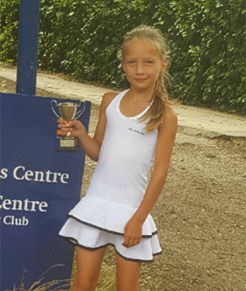white tennis dresses za Zoe Alexander uk