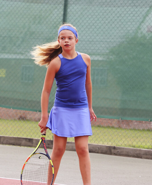girls blue tennis dresses uk zoe alexander