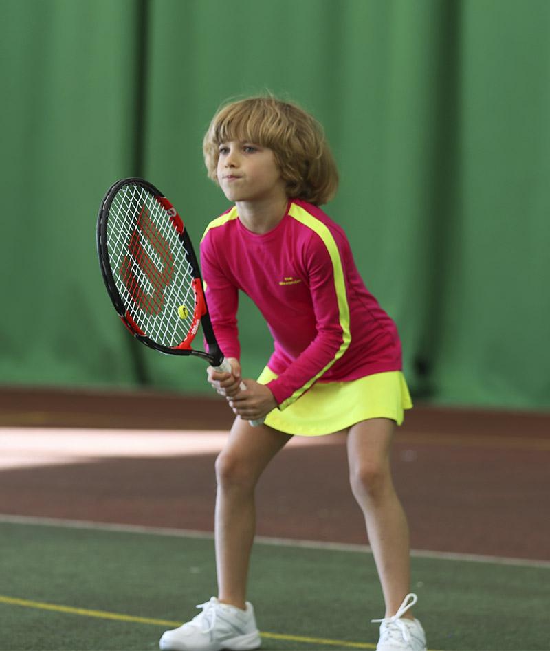 pink tennis tops for girls zoe alexander uk