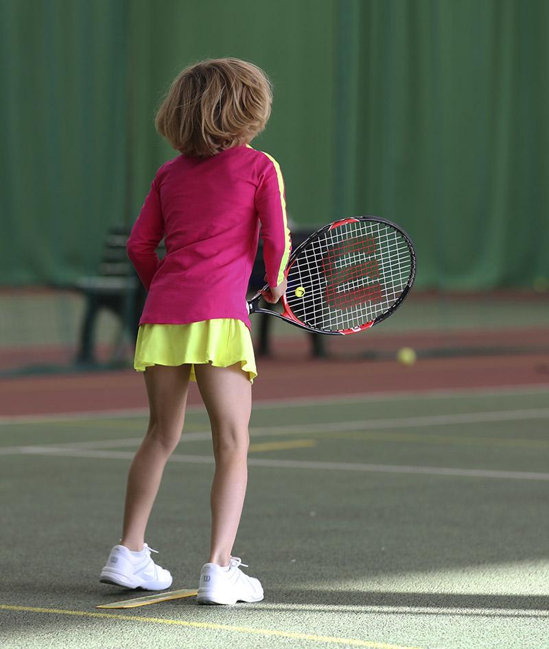 tennis training long sleeve tops by zoe alexander uk