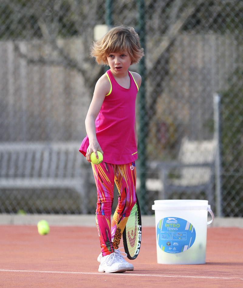 ZOE TENNIS VEST leggings BALL POCKET JESSICA 800 A96I4604
