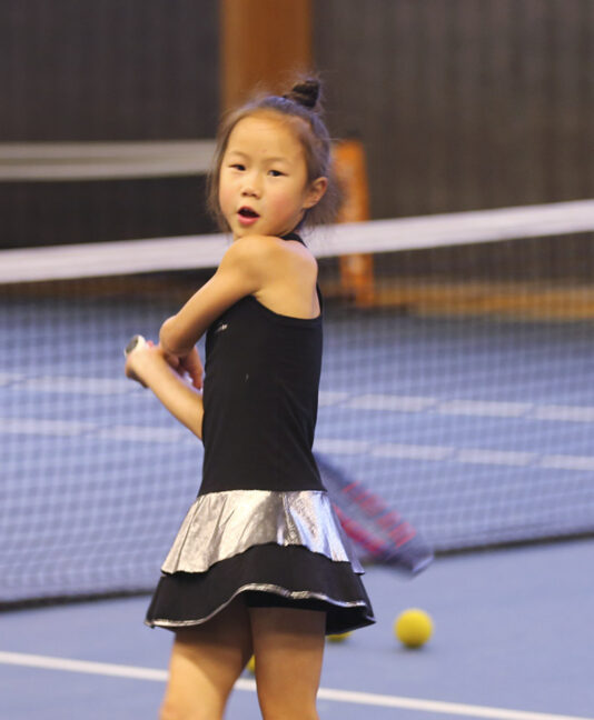 girls black tennis dress zoe alexander