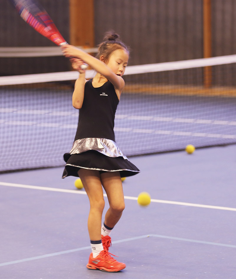 black silver tennis dress zoe alexander uk