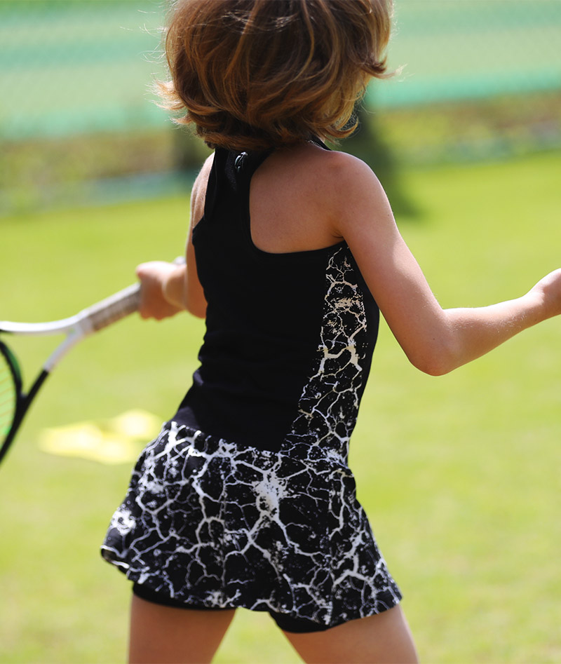ZOE TENNIS DRESSES GIRLS IRINA ZA A96I1118