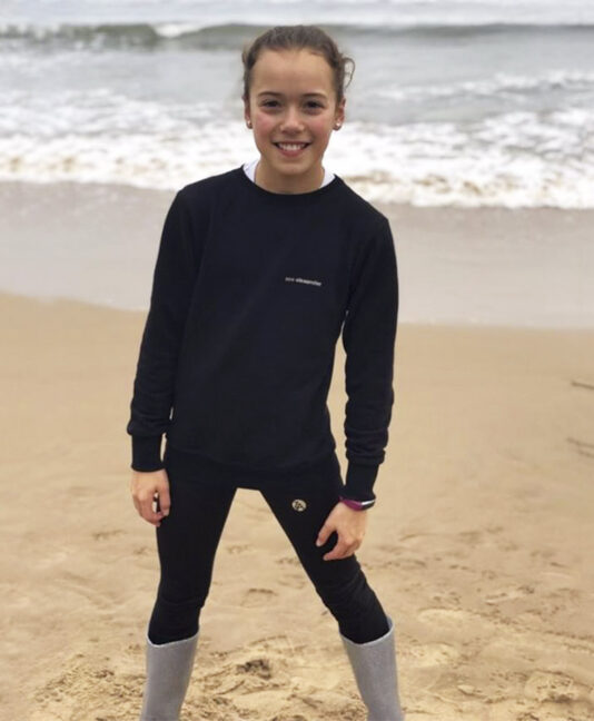 winter sweatshirt top for girls zoe alexander uk