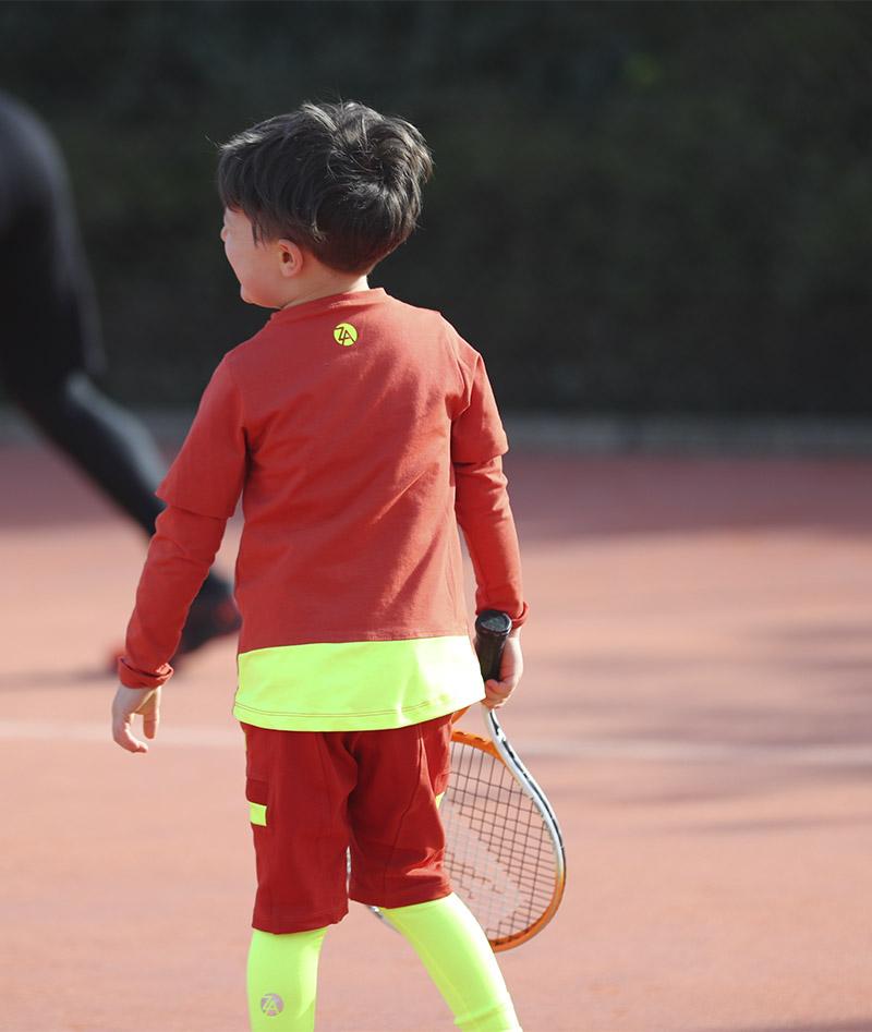 milos boys tennis kit zoe alexander uk