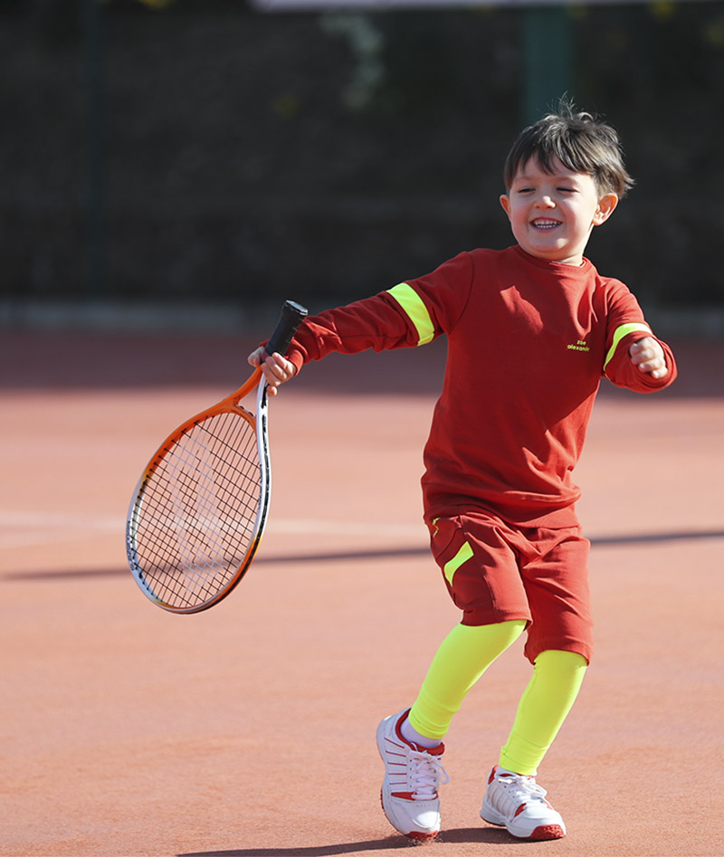 boys tennis clothes zoe alexander milos kit
