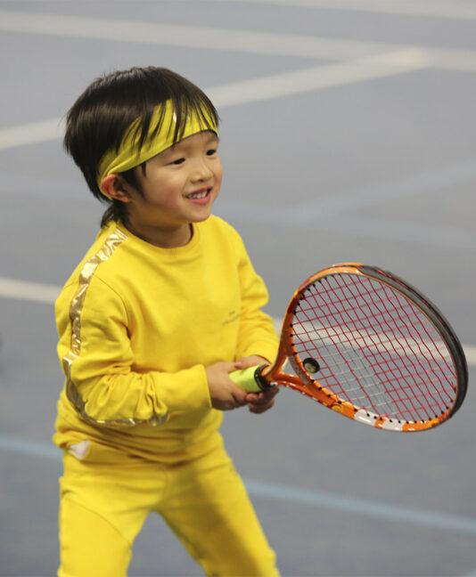 yellow tennis kit for boys zoe alexander tennis clothes