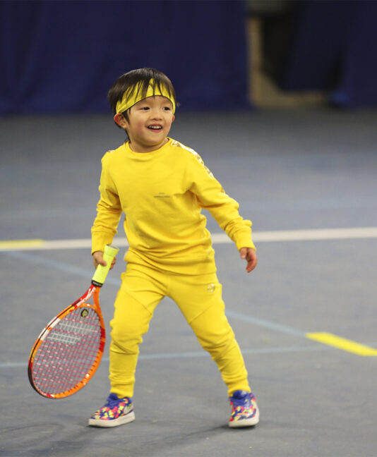 boys tennis clothes yellow kit zoe alexander apparel