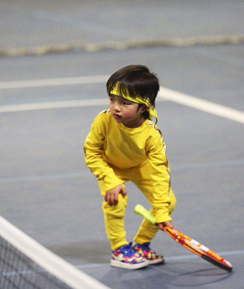 boys junior tennis apparel yellow us open kit zoe alexander uk
