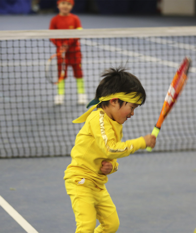 junior tennis apparel zoe alexander boys us open yellow kit