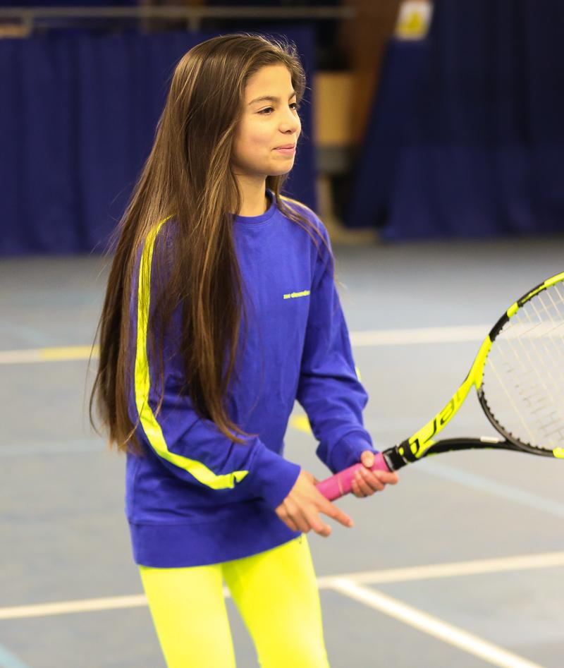 girls junior tennis training tops zoe alexander uk