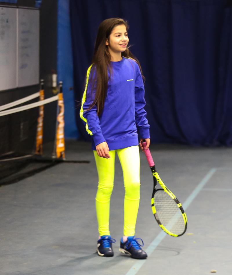 training tops tennis girls zoe alexander uk