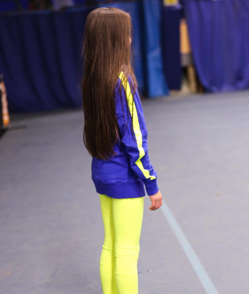 zoe alexander tennis tops for girls training