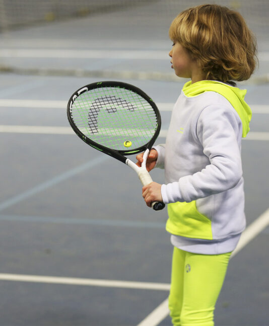 girls tennis hooded sweatshirt training top kristyna zoe alexander uk