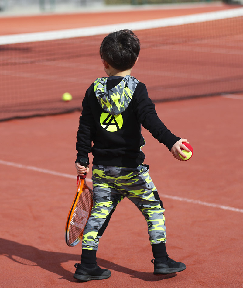 boys camouflage tennis kit zoe alexander uk