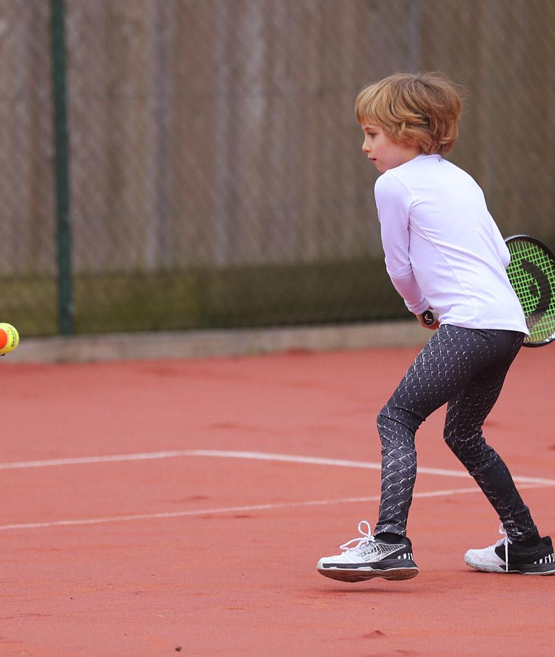 girls tennis long pants crocodile print zoe alexander uk