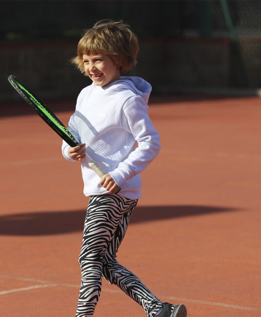 long tennis pants girls zebra bottoms zoe alexander uk