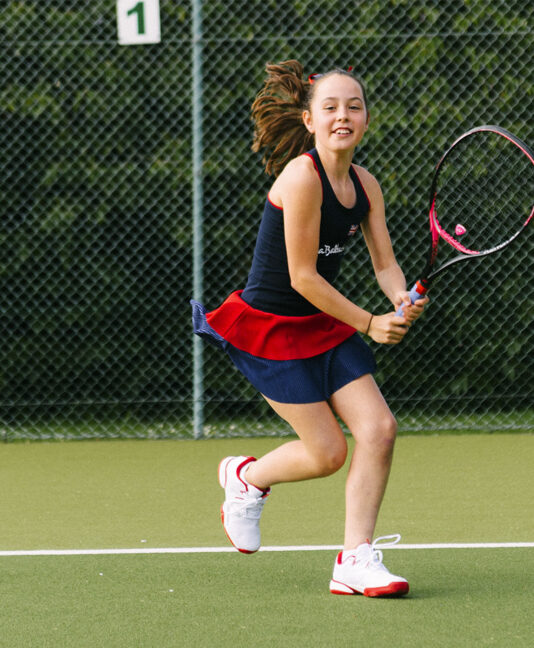 Team GB Anya Tennis Clothes Collection