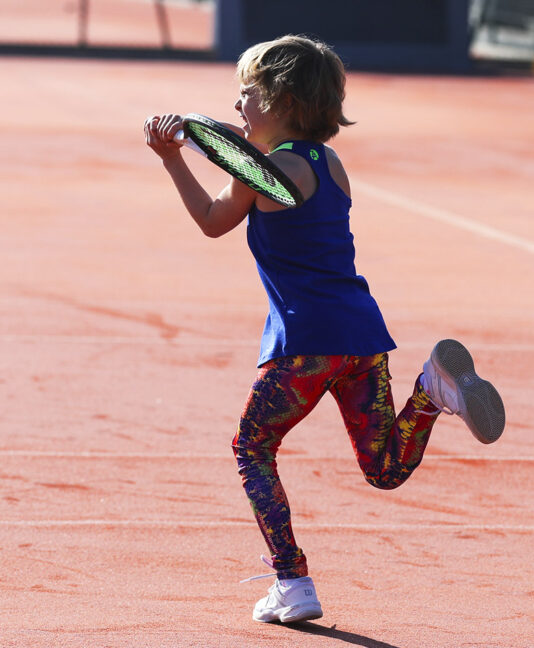 girls tennis long leggings zoe alexanderuk