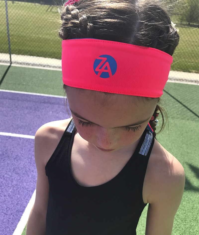 girls black tennis tank top vest judy zoe alexander