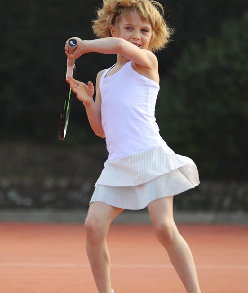 girls white tennis dresses zoe alexander uk